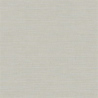 Colicchio Cream Linen Texture Wallpaper