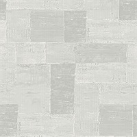 Composition Silver Global Geometric Wallpaper