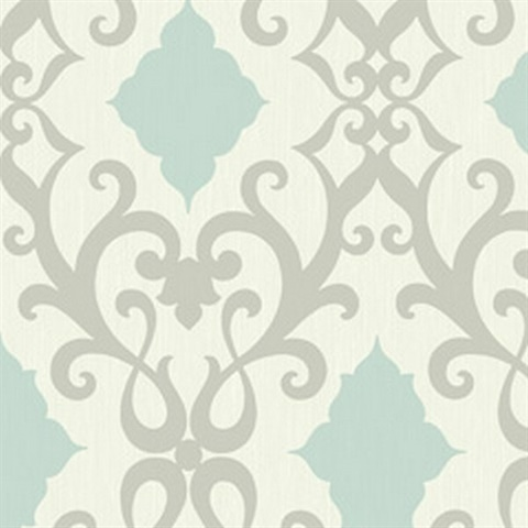 Contemporary Damask