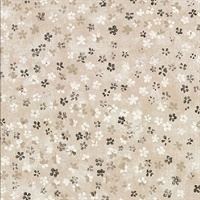 Cosima Beige Miniature Floral Wallpaper