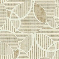 Ashford House Coterie Wallpaper - Gold