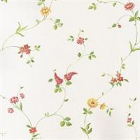 Multi Floral Trail Wallpaper