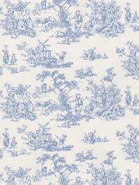 Country Toile Sidewall