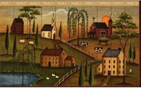 Countryside - Wall Mural