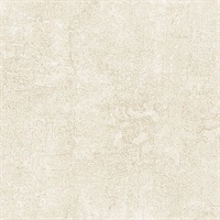 Cream Stucco Texture Wallpaper