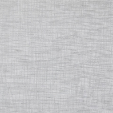 Crosshatch Paintable Paintable Wallpaper - White