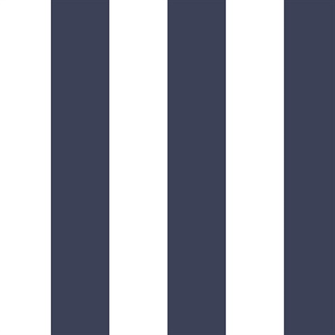 "2.5"" Tent Stripe Wallpaper"
