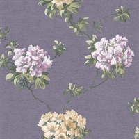 Dijon Purple Floral