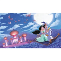 "Disney Alladin""A Whole New World"" Pre-Pasted Mural"