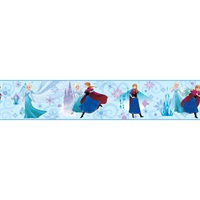 Disney Frozen Sisters Border