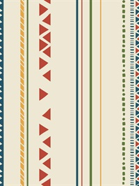 Disney Lion Guard Tribal Stripe Wallpaper