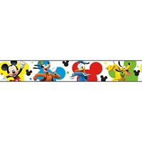 Disney Mickey Mouse & Friends Border