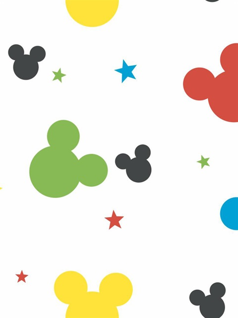 DY0208 Disney Kids III Wallpaper Book by York TotalWallcovering