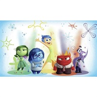 Disney Pixar Inside Out Pre-Pasted Mural