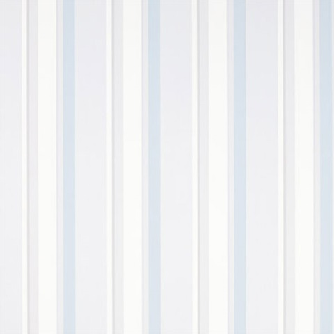 Eaton Stripe Dove Grey/Seaspray