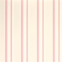 Eaton Stripe Pale Cyclamen