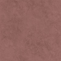 Escher Oxblood Plaster Wallpaper