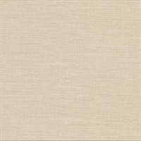 Essence Beige Linen Texture Wallpaper