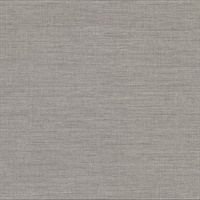 Essence Grey Linen Texture Wallpaper