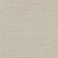 Essence Neutral Linen Texture Wallpaper