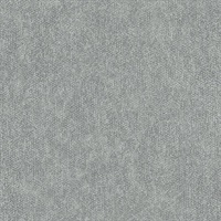 Everett Grey Distressed Textural Wallpaper