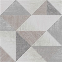 Exeter Grey Geometric