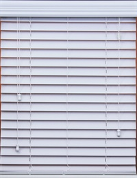 Fauxwood Express Blinds