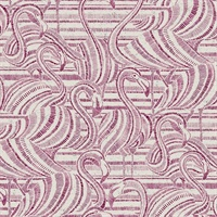 Flamingo Flamboyance Wallpaper
