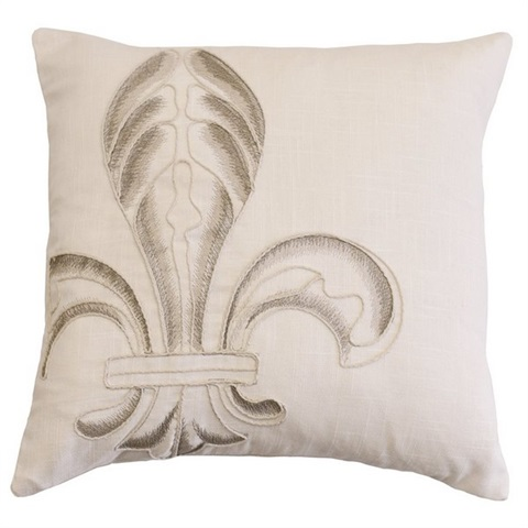 Fleur De Lis Pillow Fb5400p7 Totalwallcovering