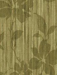 Floral and Printed Grasscloth Sidewall