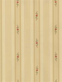 Floral and Stripes Sidewall