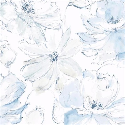 Floral Dreams Wallpaper