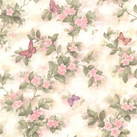 Lisa Butterfly Floral
