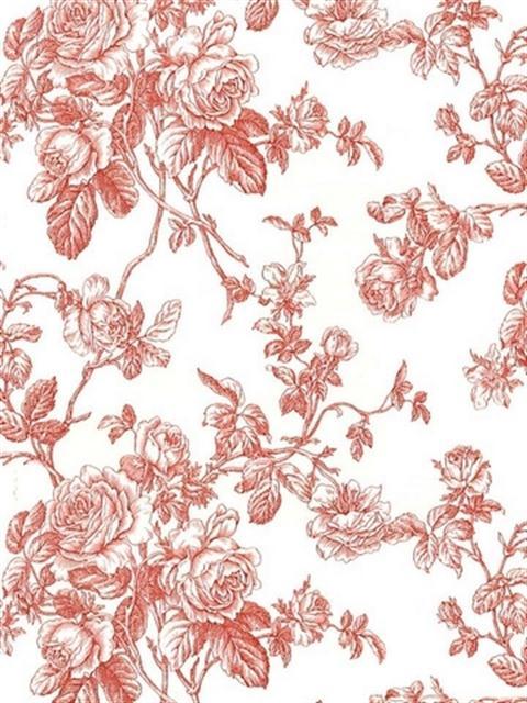 Floral Sidewall