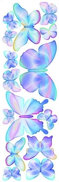 Fluttering Butterfly Accents