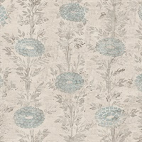French Marigold Wallpaper