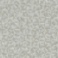 Belmond Grey Glitter Prism Wallpaper