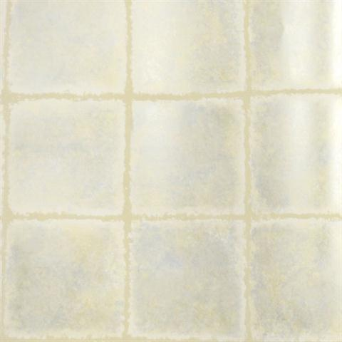 Mea79032 Gold Leaf Tiles Faux Totalwallcovering Com