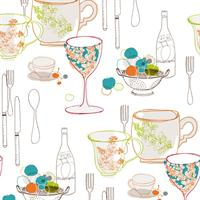 Graphic Tableware