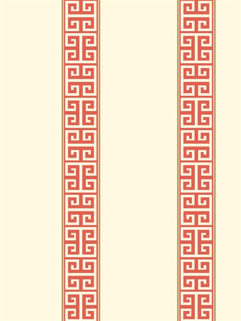 Greek Key Stripe