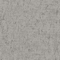 Guri Grey Faux Concrete Wallpaper
