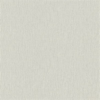 Haast Silver Vertical Woven Texture Wallpaper