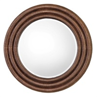 Helical Round Copper Mirror