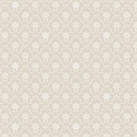 Heston Eggshell Trellis Wallpaper