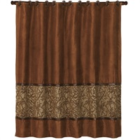 Highland Lodge Shower Curtain