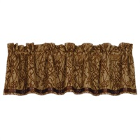 Highland Lodge Valance