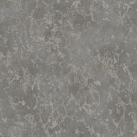 Imogen Charcoal Faux Marble Wallpaper