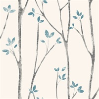 Ingrid Blue Scandi Tree