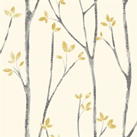 Ingrid Mustard Scandi Tree