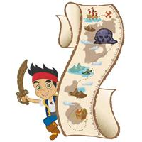 Jake and the Never Land Pirates Growth Chart Metric